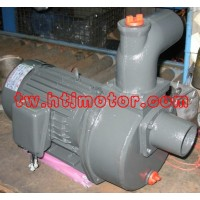 self section pump